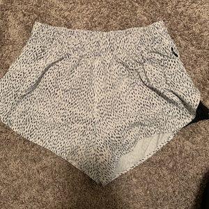 Lululemon Pleat to Street Shorts